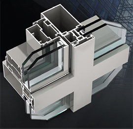 Curtain Wall   Gulf Extrusions